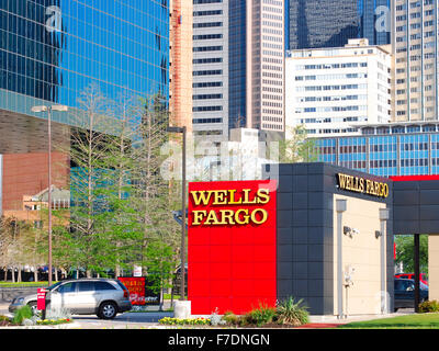 Wells Fargo Bank Corporate Office Atlanta Georgia Usa Stock Photo Royalty Free Image