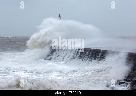 Storm Ophelia Canary Islands