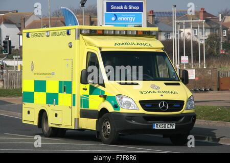South East Coast Ambulance Service Mercedes Ambulance In