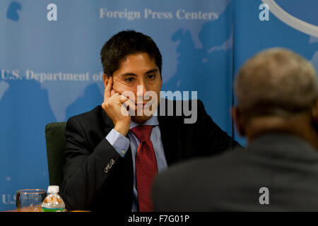 Steven Feldstein, Deputy Assistant Secretary of State in the Bureau of Democracy, Human Rights and Labor - Stock Photo
