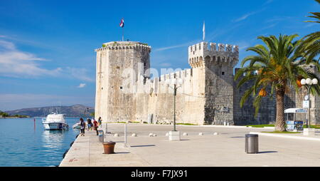 Trogir, Old Town, Croatia - Stock Photo