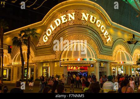 golden nugget fremont street las vegas