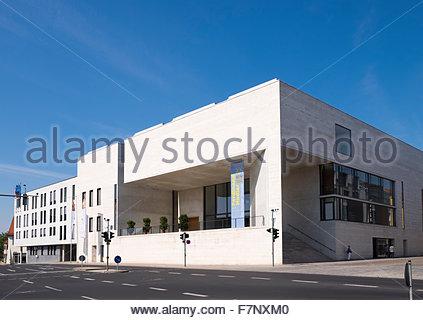 Germany, Bavaria, Schweinfurt, Museum Georg Schaefer - Stock Photo