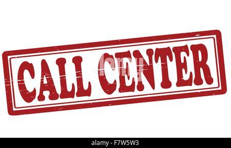 Call center - Stock Photo