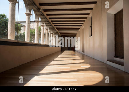 Museo del Carmen, Valencia, Spain. - Stock Photo