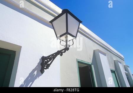 Detail, Fortin Conde de Mirasol, Isabel Segunda, Vieques Island, Puerto Rico. - Stock Photo
