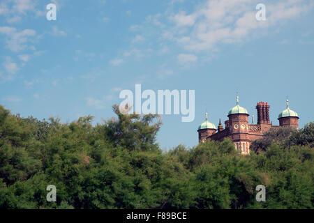 Bawdsey Manor Suffolk UK - Stock Photo