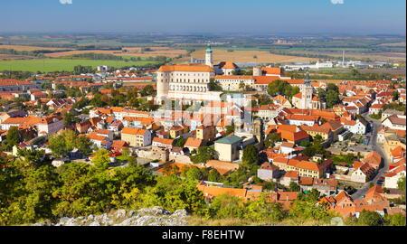 Mikulov, Czech Republic, Europe - Stock Photo