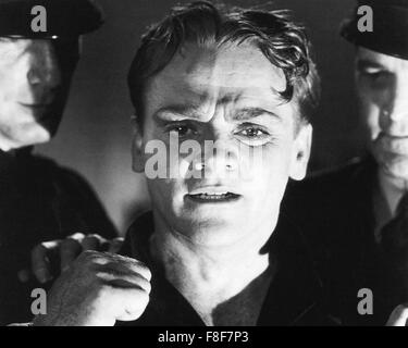 ANGELS WITH DIRTY FACES  1938 Warner Bros film with James Cagney - Stock Photo
