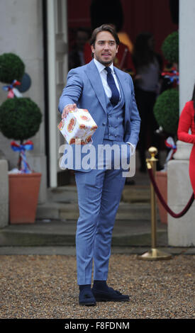 towie-film-a-royal-wedding-theme-birthday-party-for-nanny-pat-for-f8fdnm Towie Cast Film Their Royal Wedding Theme Finale They Celebrated Nanny Pats Birthday At Addington Palace In Croydon She Was The Queen And The Cast Had