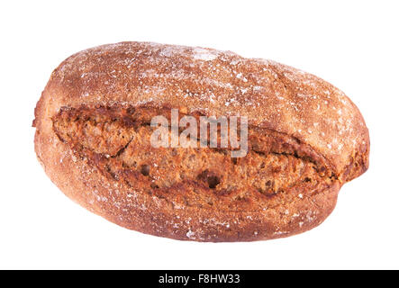 Buckwheat flour bread - Stock Photo