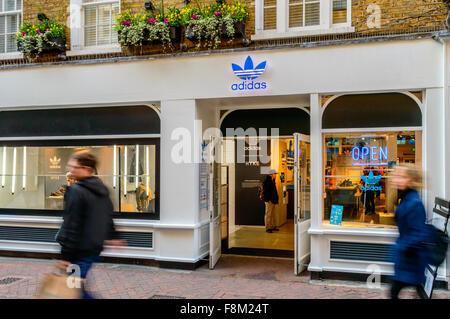 adidas london store carnaby street