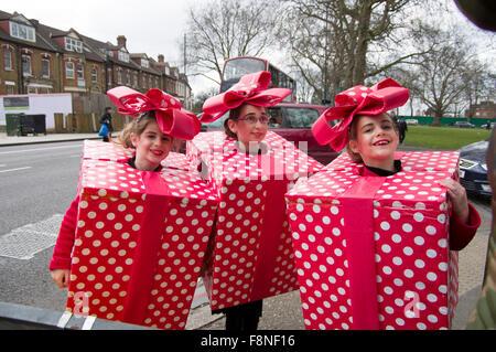 Three cheerful girls in homemade fancy dress costumes for the jewish three cheerful girls in homemade fancy dress costumes for the jewish holiday of purim in stamford solutioingenieria Gallery