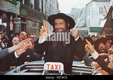 Les aventures de Rabbi Jacob, aka: Die Abenteuer des Rabbi Jacob, Frankreich/Italien 1973, Regie: Gerard Oury, Darsteller: - Stock Photo