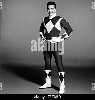 Mighty Morphin Power Rangers, Actionserie, USA 1993-1996, Darsteller: Jason Frank, Steve Cardenas, Karan Ashley, - Stock Photo