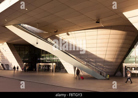France paris porte maillot palais des congres by the architect stock photo royalty free image - Adresse palais des congres paris porte maillot ...