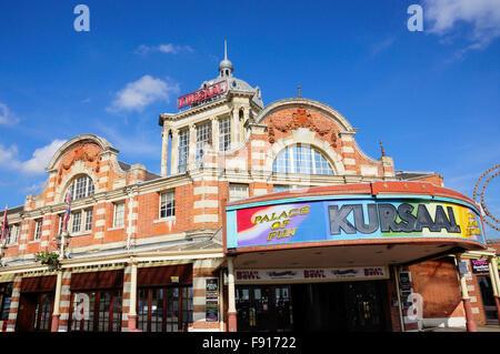 The Kursaal amusement park, Marine Parade, Southend-On-Sea, Essex, England, United Kingdom - Stock Photo