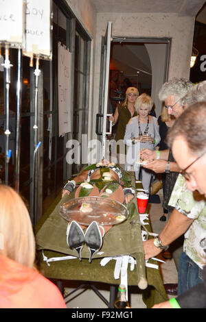 The 30th Annual Fort Lauderdale International Film Festival Salute to Veterans Day MASH Party  Featuring: Atmosphere - Stock Photo