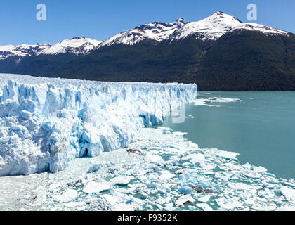Perito Moreno Glacier, 5, Argentina - Stock Photo