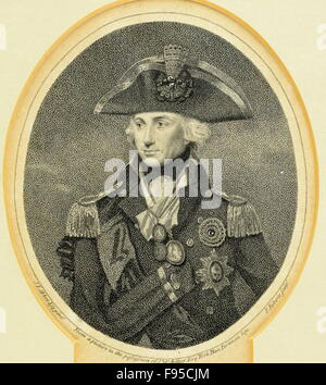 The RT Hon Lord Nelson K. - Stock Photo