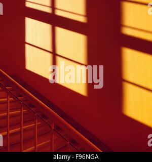 Close-Up Of Cropped Stairs - Stock Photo