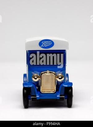 1934 Model 'A' Ford Van Diecast Promotional Model - Stock Photo