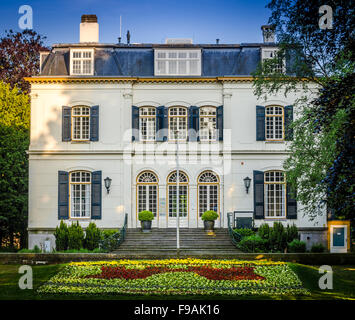 Mansion in Voorburg, Netherlands - Stock Photo