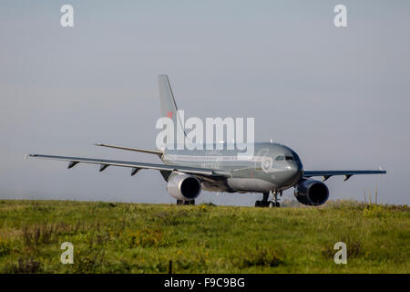 A Canadian Air Force CC-150 Polaris MRTT. - Stock Photo