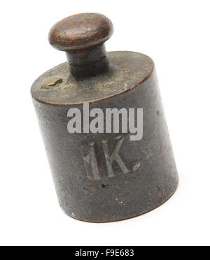 One Kg Weight - Stock Photo