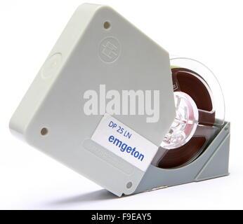 Audio Tape - Stock Photo