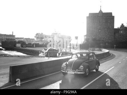 Old Volkswagen - Stock Photo