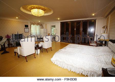 Cheongnamdae Presidential Villa - Stock Photo