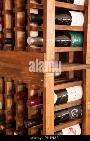 country style wine rack