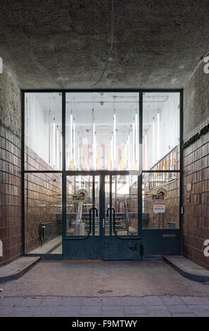 Haka building. 1932. Rotterdam monumental building from 1932. Redevelopment by Doepel Strijkers Interior architects - Stock Photo