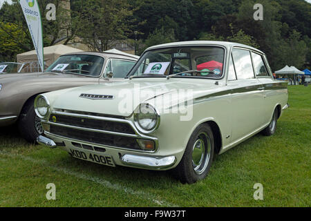 Ford Cortina Mark 1 Lotus - Stock Photo