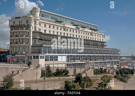 Park Inn Palace Hotel, Front, Southend on Sea, Essex, England; - Stock Photo