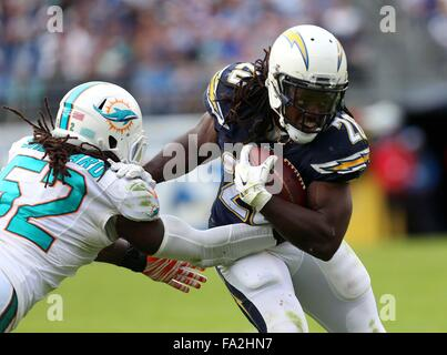 San Diego Chargers Running Backs 2015 Provincial
