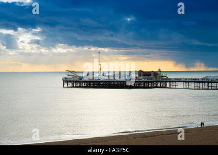 Brighton Pier - Stock Photo