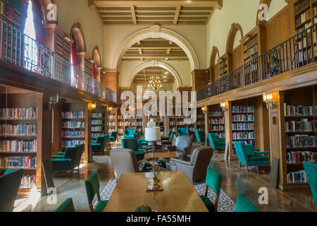 Dartmouth College Hanover NH library New Hampshire - Stock Photo