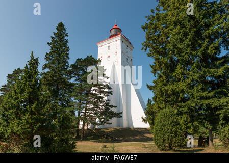 Kopu Lighthouse in Hiiuaa, Estonia - Stock Photo