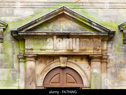 ... Detail of a pediment above a door in the Palladian courtyard at Lyme Park Cheshire & Detail of a pediment above a door in the Palladian courtyard at ...