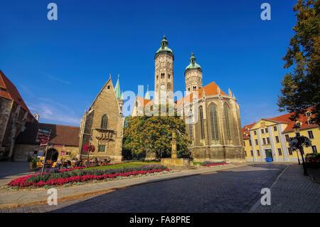 Naumburg Dom - Naumburg cathedral 03 - Stock Photo