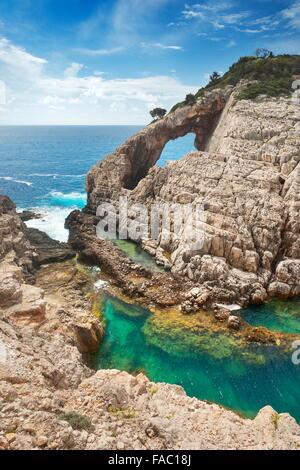 Greece - Zakynthos Island, Ionian Sea, Korakonisi - Stock Photo