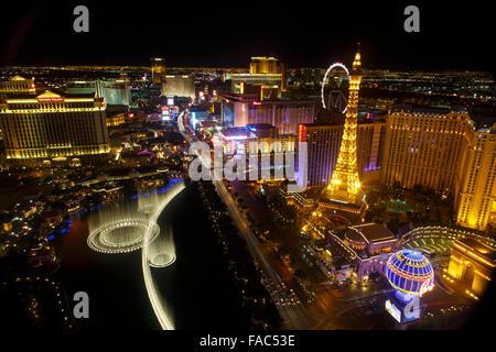 Las Vegas, Nevada. - Stock Photo