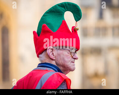 Christmas Elf - Stock Photo