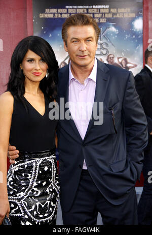 LOS ANGELES, CALIFORNIA - Friday June 8, 2012. Alec Baldwin at the Los Angeles premiere of 'Rock of Ages' held at - Stock Photo