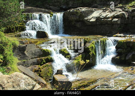 Pyranese Mountains - Stock Photo