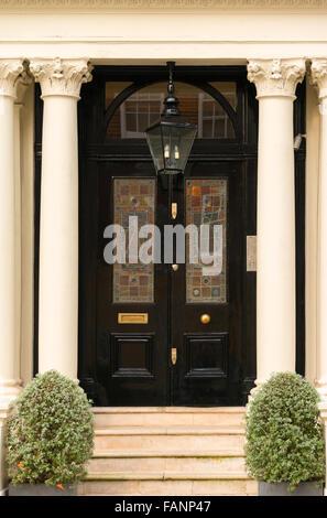 London door - Stock Photo
