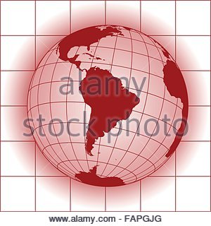 South america map antarctica north america africa earth globe world map in colors south america map antarctica north america africa earth globe worldmap gumiabroncs Choice Image