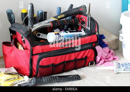 Tekraft tool bag - Stock Photo